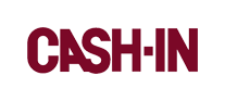 Logo cash in